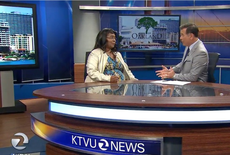 Miss Sherry KTVU Intervu 3.29.17